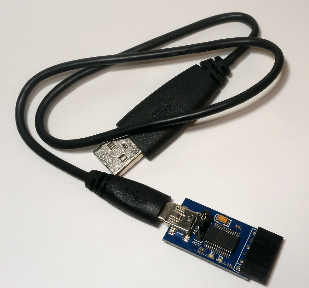 EHW1. USB UART