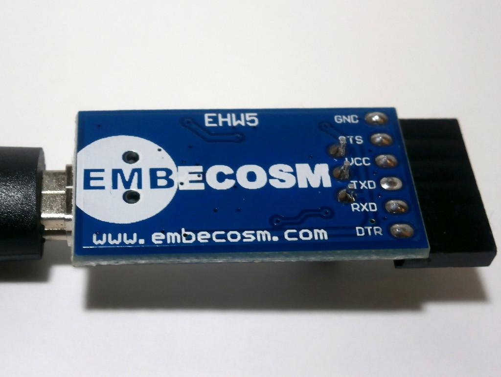EHW5. CP210x USB UART