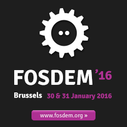 FOSDEM2016
