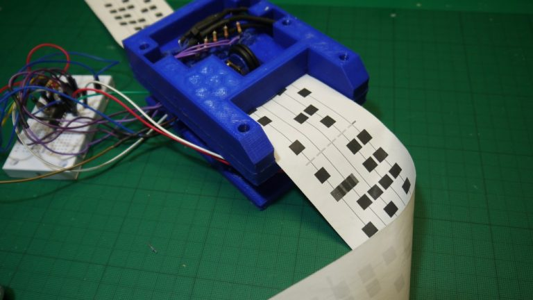 Punched Tape reader